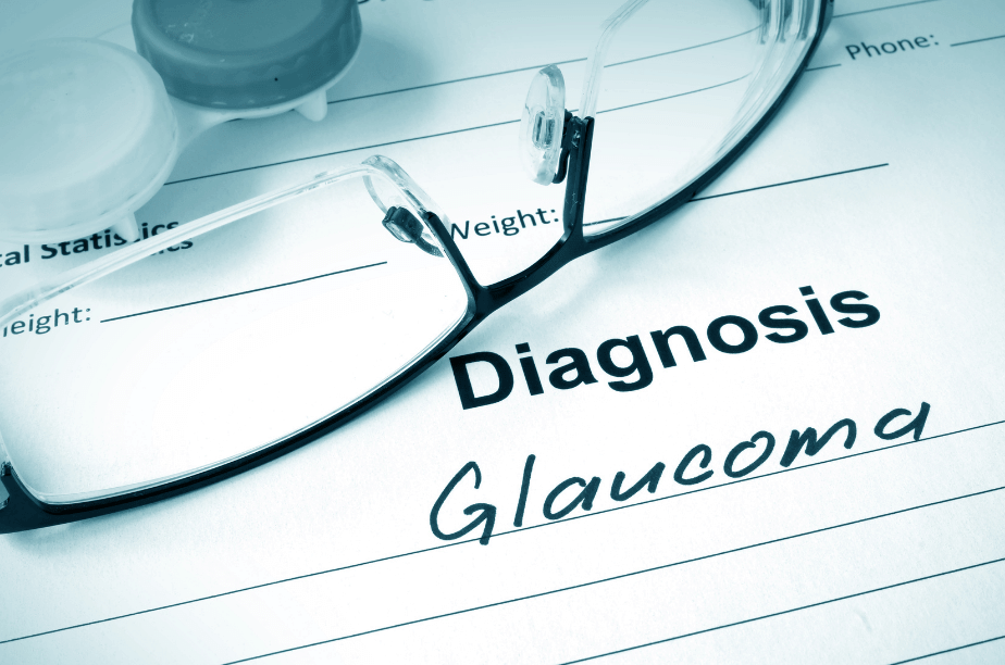 glaucoma diagnosis