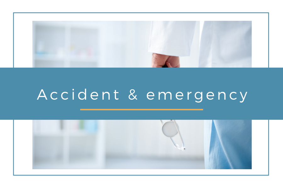 health4me accident and emergency benefit