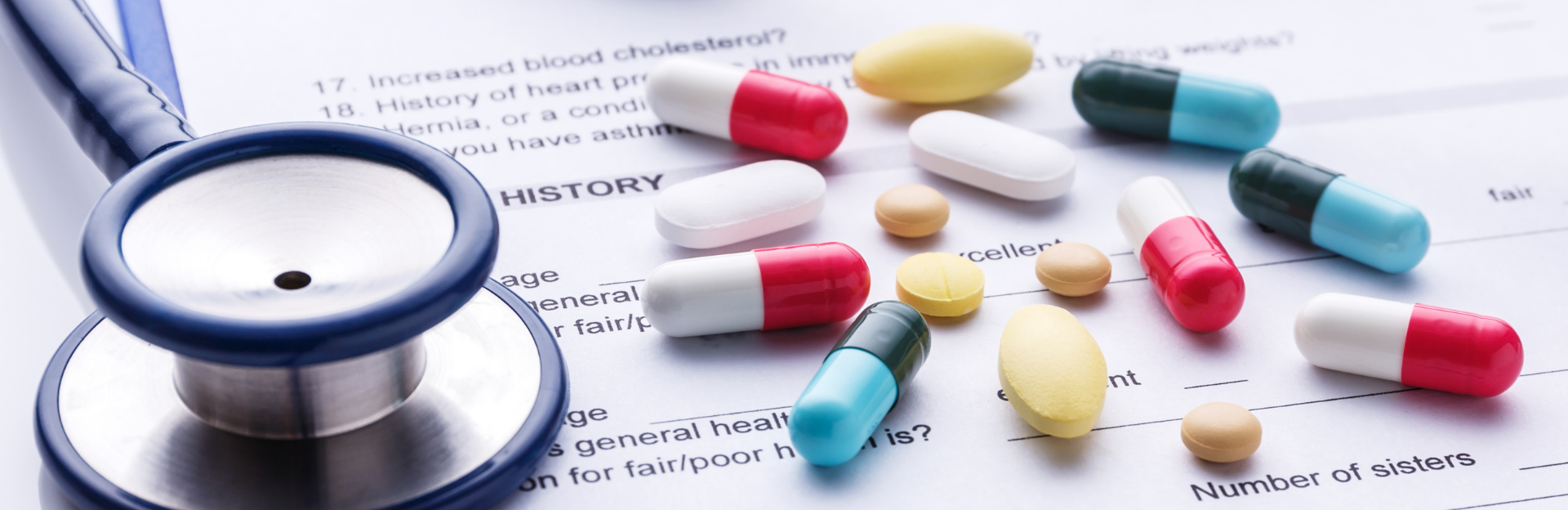 Differences between acute medication & chronic medication
