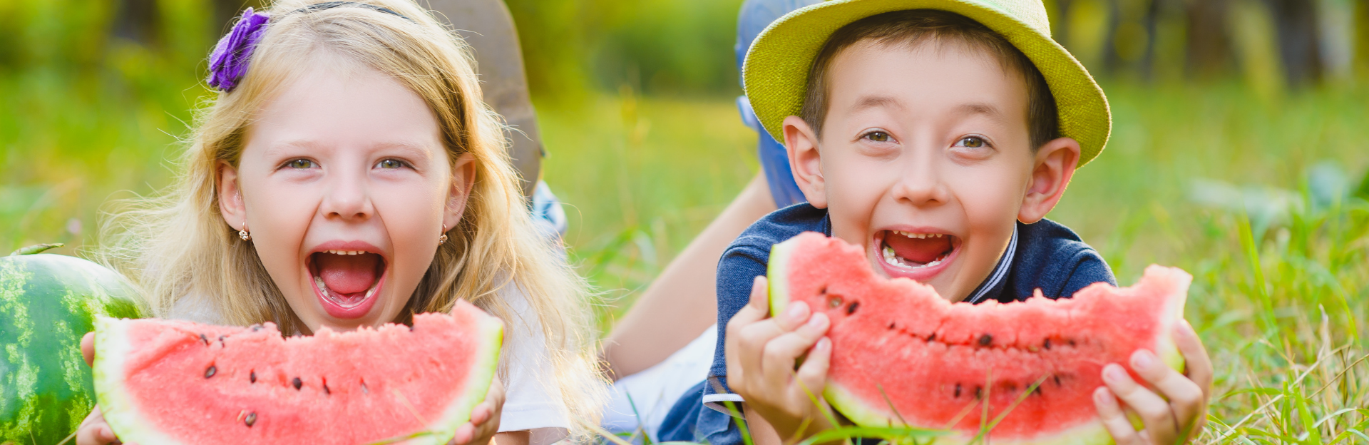 Reasons why a healthy eating plan is important for children